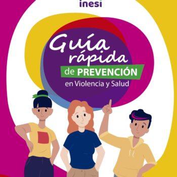 Guía Rápida de prevención en violencia y salud