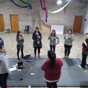 Educacion popular en clave de género – Paraná